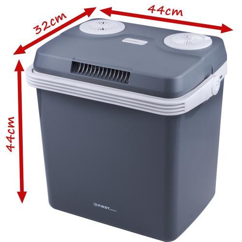 32 l k hlbox 12v 230v stecker mini k hlschrank thermoelektrische warmhaltebox ebay. Black Bedroom Furniture Sets. Home Design Ideas