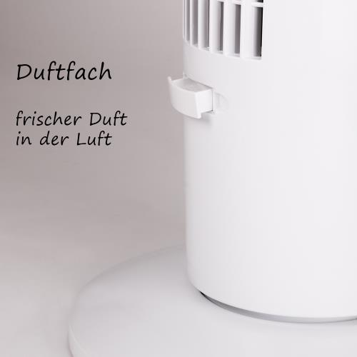 60 watt s ulenventilator mit fernbedienung turmventilator towerventilator wei 9003898556018 ebay. Black Bedroom Furniture Sets. Home Design Ideas